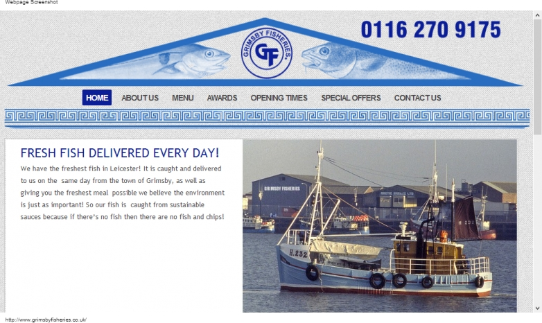 Grimsby Fisheries
